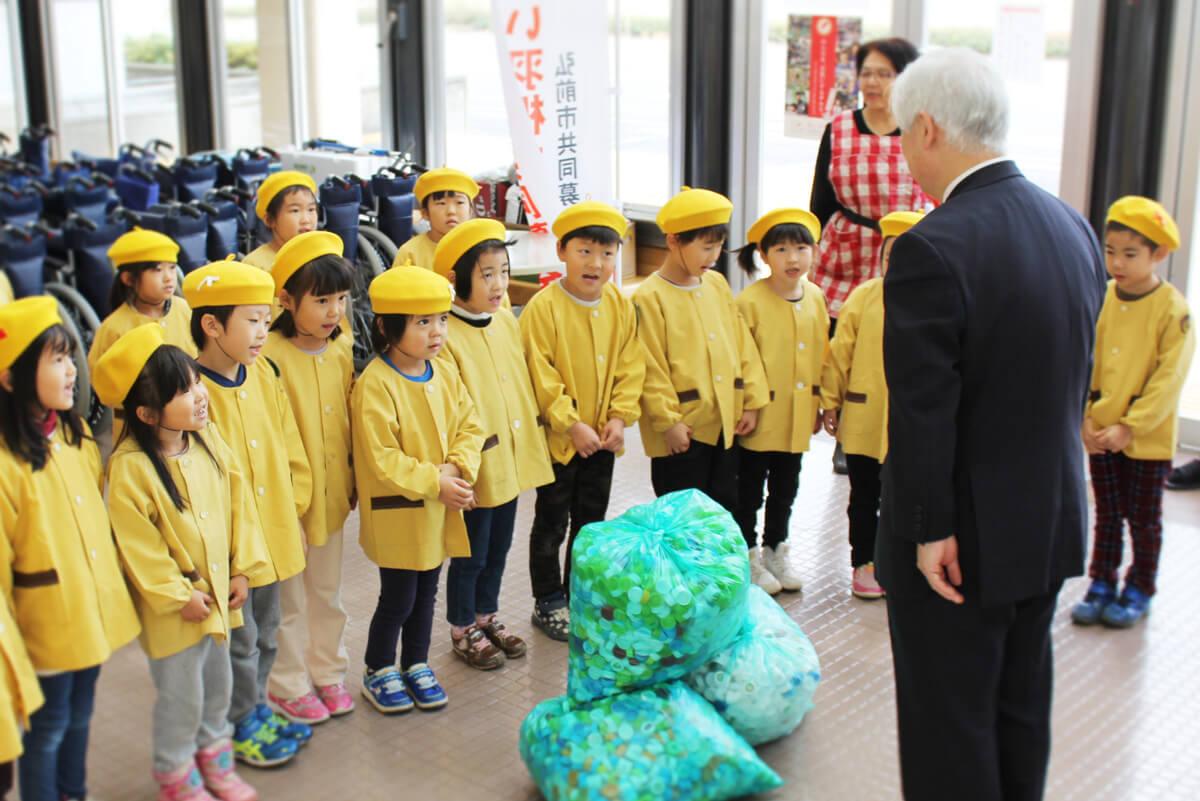 青森県弘前市の保育所 致遠保育園の年間行事