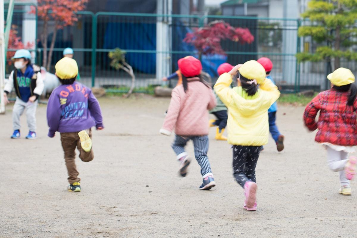 青森県弘前市の保育所 致遠保育園の園児の一日